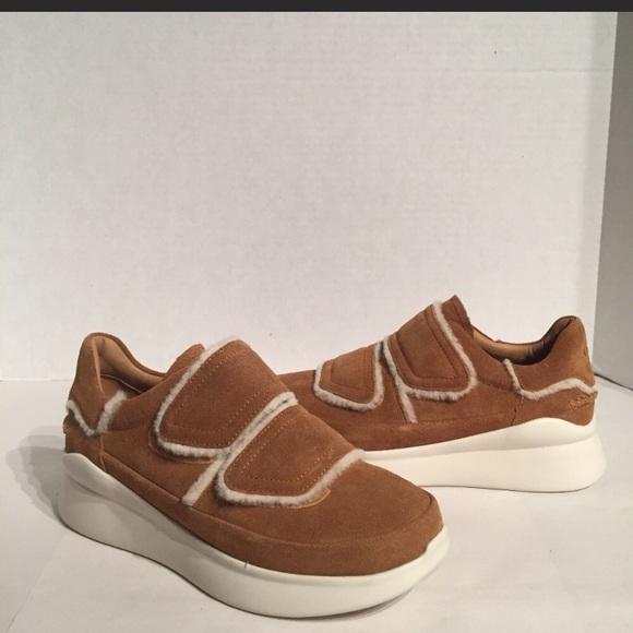 868797e48f4 Ugg Women's Ashby Spill Seam Chestnut Sneaker